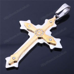 China simple mens metal stainless steel cross gold cross black cross simple mens metal stainless steel cross gold cross black cross pendant necklace designs io aloadofball Choice Image