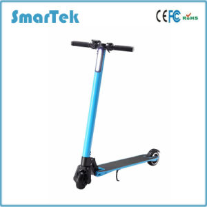 Smartek New Product High Security Self Balance Scooter Electric Carbon Fiber Folding E-Scooter Trottinette Electrique S-020-7 pictures & photos