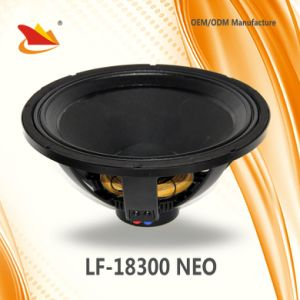 18inch Neo Magnet PA Speaker Handling 2000W pictures & photos