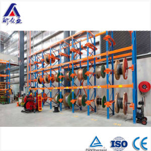 High Performance Warehouse Steel Cable Rack pictures & photos