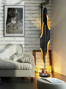 Popular Hot Sale Aluminum Floor Lamps Good Designs Lightings for Hotel pictures & photos