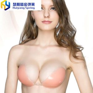 d7ad05780b8c6 Free Bra Silicon Bra Self-Adhesive Gel Stick   Breast Cup up Strapless  Invisible Bra for Wedding