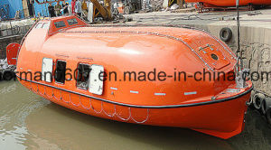 F. R. P 102persons Totally Enclosed Lifeboat, Solas Marine Life Boat pictures & photos