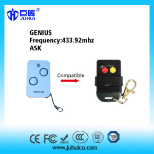 Universal Remote Control Rolling Code Transmitter Compatible with Genius pictures & photos