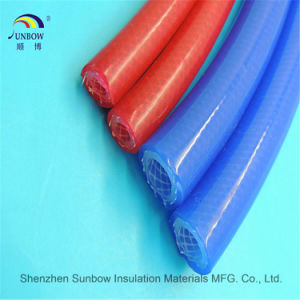 Food Grade Fiberglass Reinforced Silicone Hose pictures & photos