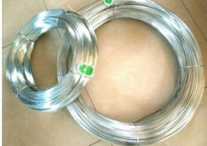 HDG Bwg22*25kg Per Coil Electric Galvanized Iron Wire pictures & photos