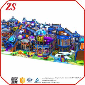 China Indoor Play Equipment for Kids Indoor Playground Fun Soft Play ...