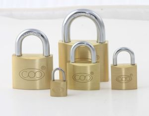 High Quality Heavy Duty Brass Padlock with Long/Short Shackle pictures & photos