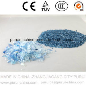 Waste Pet Bottle Flakes Recycling Washing Machine pictures & photos