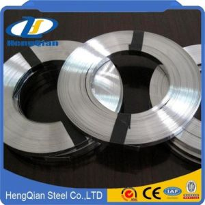 Tisco 201 202 304 316 2b Ba Stainless Steel Strip for Industry pictures & photos