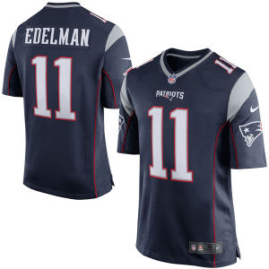 Mens Patriot Jerseys 11 Julian Edelman Football Jerseys