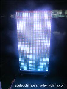 Waterproof IP68 16 Outdoor LED Curtain Mesh