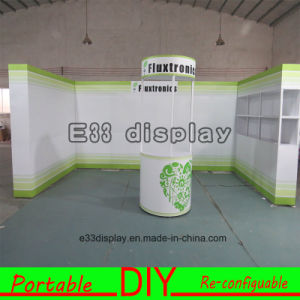 Eco-Friendly and Environment Friendly Aluminum Alloy Exhibition Fair Booth pictures & photos