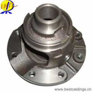 OEM Custom Ductile Iron Sand Casting for Pump Parts pictures & photos