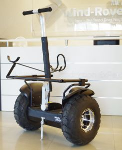 72V Club Golf Cart 2 Wheel Mobility Scooter Price pictures & photos
