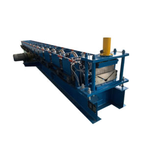 Hot Sale for Africa Ghana Market Metal Roof Ridge Cap Roll Forming Machine Made in China