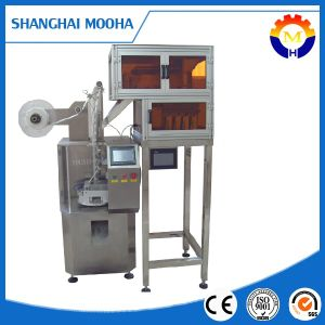 Triangle Tea Packing Machine 4 Heads Electric Scale pictures & photos
