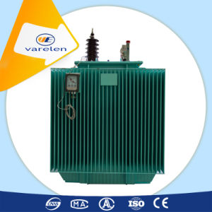 Three Phase Oil Immersed Electric Transformer