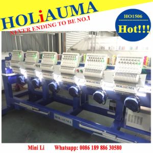 Holiauma Machine Similar to Tajima 6 Head Embroidery Machine for Sale in China Shenzhen pictures & photos