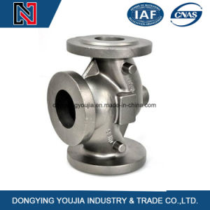 China Professional Foundry for Stainless Steel Casting pictures & photos