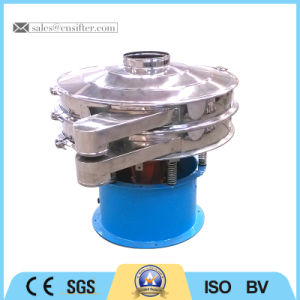 High Efficiency Household Rotary Vibration Sieve Machine pictures & photos