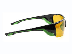 2017 Polarized Yellow Cycling Sports Sunglasses Mountain Bike Eyewear pictures & photos