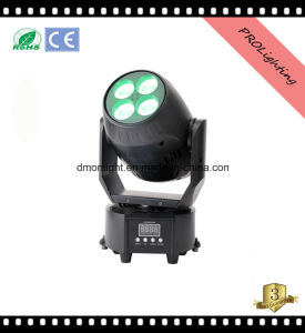 LED Beam Moving Head Lights 4X15W RGBW 4in1 Wonderful for Club, Bar and KTV