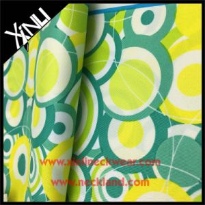 Custom Printed Fashion Designer Polyester Scarf pictures & photos