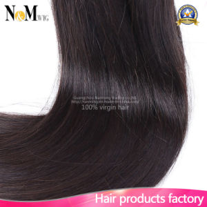 Premium Quality Virgin Brazilian Remy Hair Wefts Hair pictures & photos