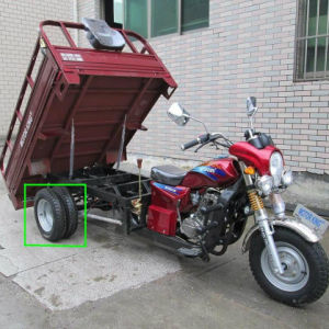 China Lifan 200cc Aluminum Adult Tricycle Carrier Tricycle