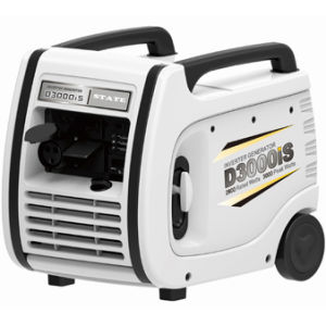 3000W Digital Variable Frequency Gasoline Generator pictures & photos