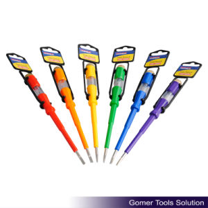 Professional CE Approved Safety Electrical Test Pen (T07262-1)