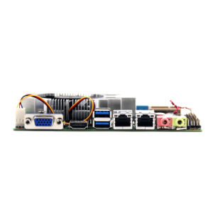 Thin Client I3 Board Industry Server Motherboard with Fan Support pictures & photos