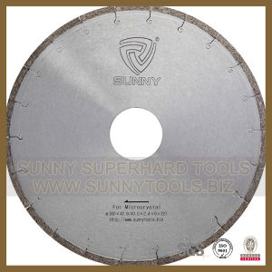 J Slot Diamond Saw Blade for Cutting Ceramic Tile Porcelain pictures & photos