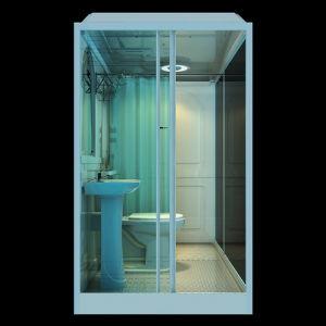 China Prefabricated Bathroom Pods