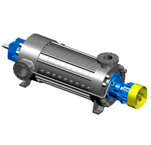 Dfs Series Wear & Corrosion Resistent Chemical Centrifugal Multistage Pump