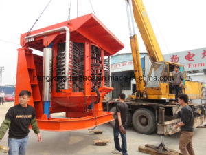 Hydraulic Melting Furnace for Smelting Steel Alloy, Copper, Aluminum, Iron pictures & photos
