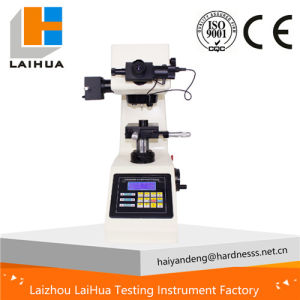 Sp-5 Metal Automatic Turret Digital Micro Vickers Hardness Tester Price/ Micro Desk Top Vickers Hardness Tester