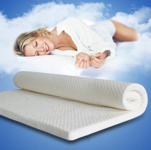 Travel Memory Foam Mattress Topper Wholesale pictures & photos