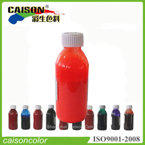 China Water Based Fluorescent Pigment Colorant - China Pigment Paste ...