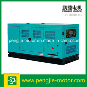 1500rpm 1800rpm Less Fuel Consumption Electric Generator Silent Type Soundproof Diesel Generator Set