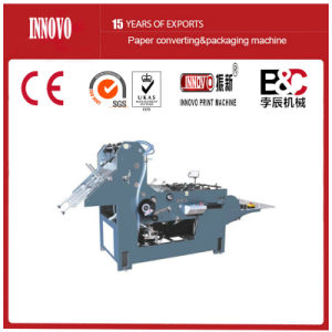 Fully Automatic Pocket Envelope Machine with Stick Function (innovo-805) pictures & photos