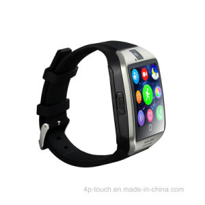 Touch Screen Smart Bluetooth Watch Q18 with NFC Function pictures & photos