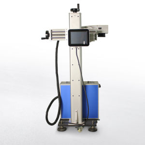 China Flying Line Online Operate 30W Fiber Laser Marking Machine with Ezcad  Software with Ce - China Flying Fiber Laser Marking Machine, Flying Marking  Machine