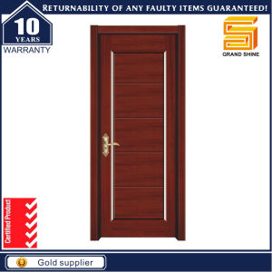 Romania Design PVC Wooden Door
