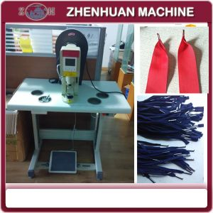 Semi Automatic Metal Shoelace Tipping Machine pictures & photos