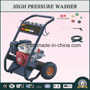 CE Gasoline 120bar Light Duty Semi-Professional Pressure Cleaning Machine (HPW-QL400) pictures & photos