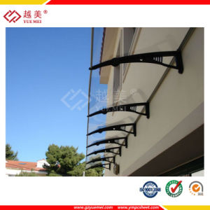 Hot Sell Solid Polycarbonate Awning Canopies pictures & photos