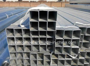 Black Hollow Section Square Steel Pipe (13TYT1026)