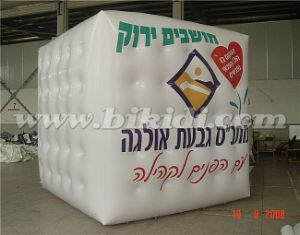 PVC Advertising Inflatable Square Helium Balloon Cube Balloon K7165 pictures & photos